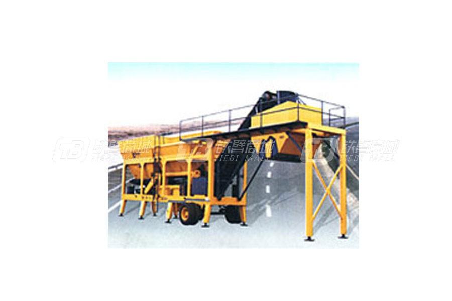 厦鑫WBSY-300稳定土厂拌设备