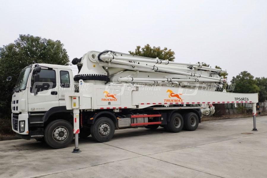 信瑞重工TP56RZ6臂架泵车