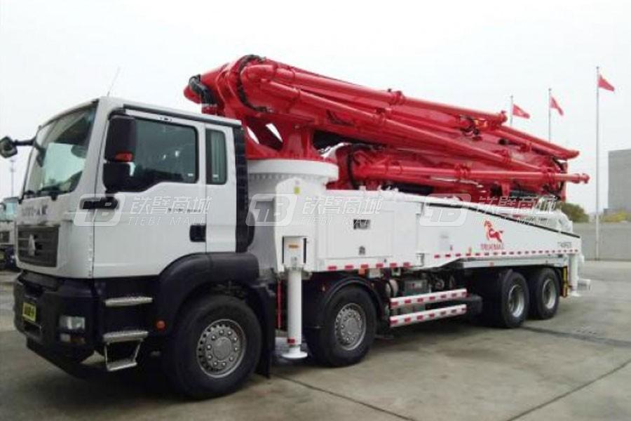 信瑞重工TP49RZ6(四桥)臂架泵车