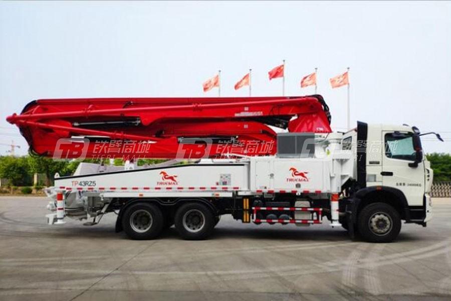 信瑞重工TP43RZ5臂架泵车