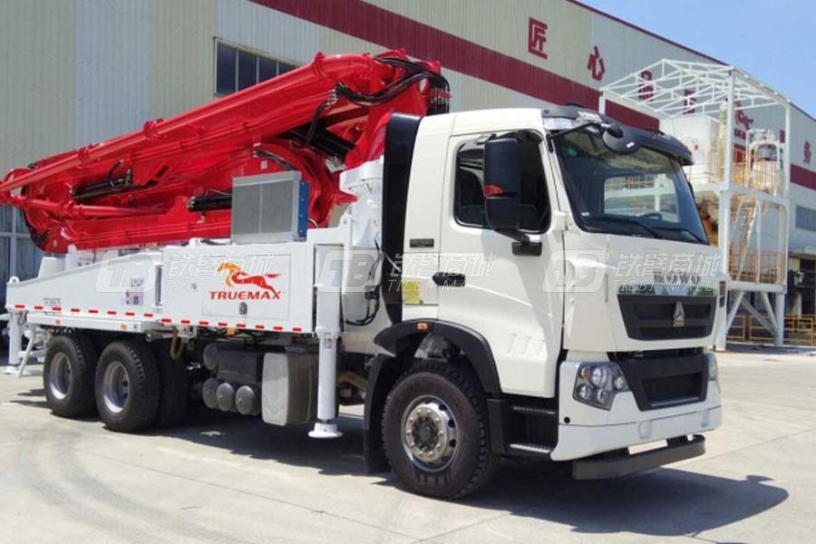 信瑞重工TP38RZ5臂架泵车