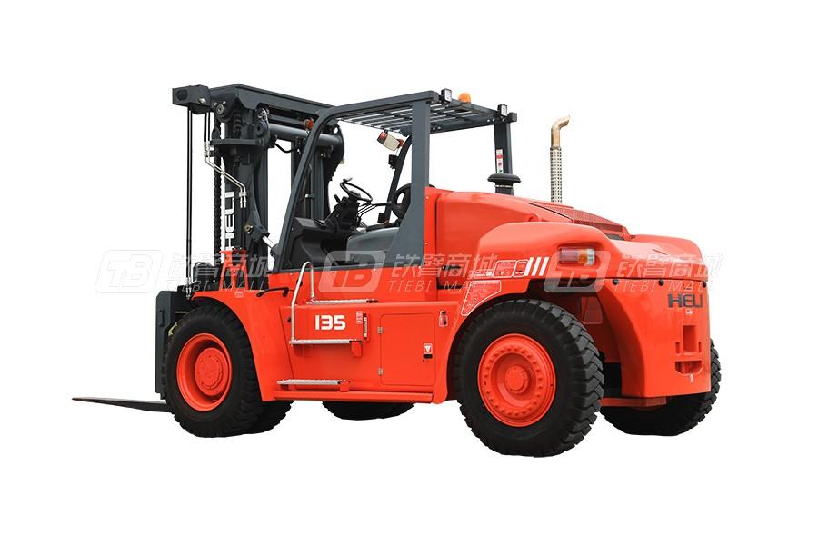 合力CPCD120-WX-09III(经济型配置)内燃平衡重式叉车
