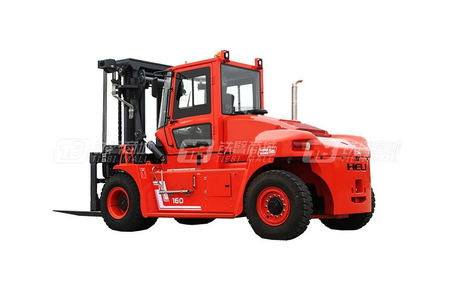 合力CPCD150-WX-06IIIGG系列轻型15t(经济型配置)内燃平衡重式叉车