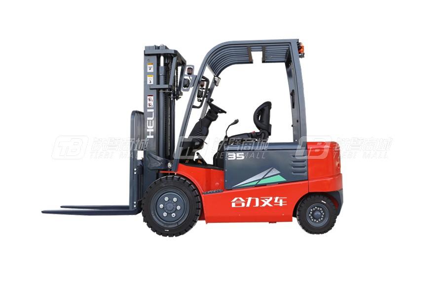 合力CPD30H3系列3吨蓄电池平衡重式叉车
