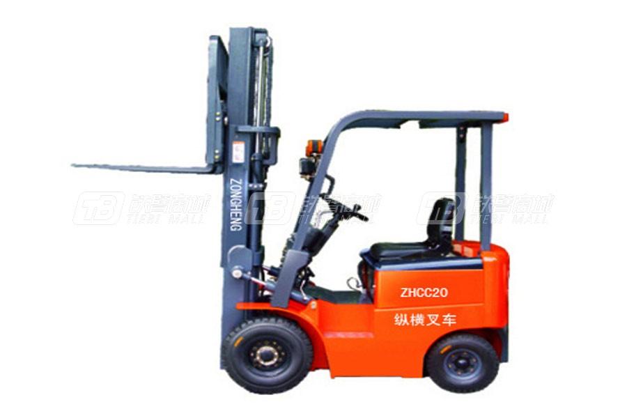 中方机械ZFCC2.0A电动叉车
