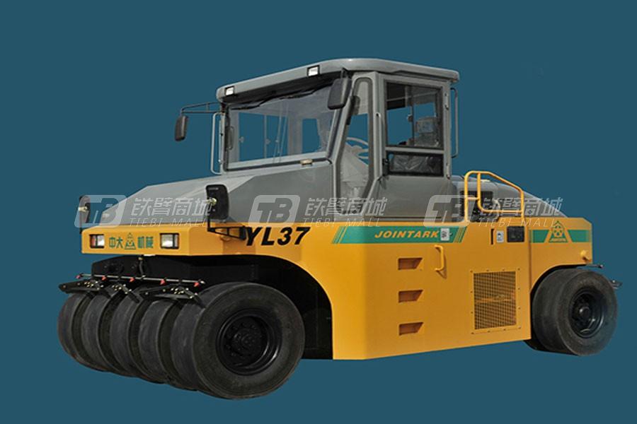中大机械Power YL27/37轮胎压路机