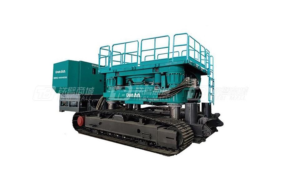 盾安重工DTR2106Hz全套管全回转钻机