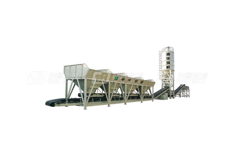 海华筑机WB模块式稳定土搅拌设备
