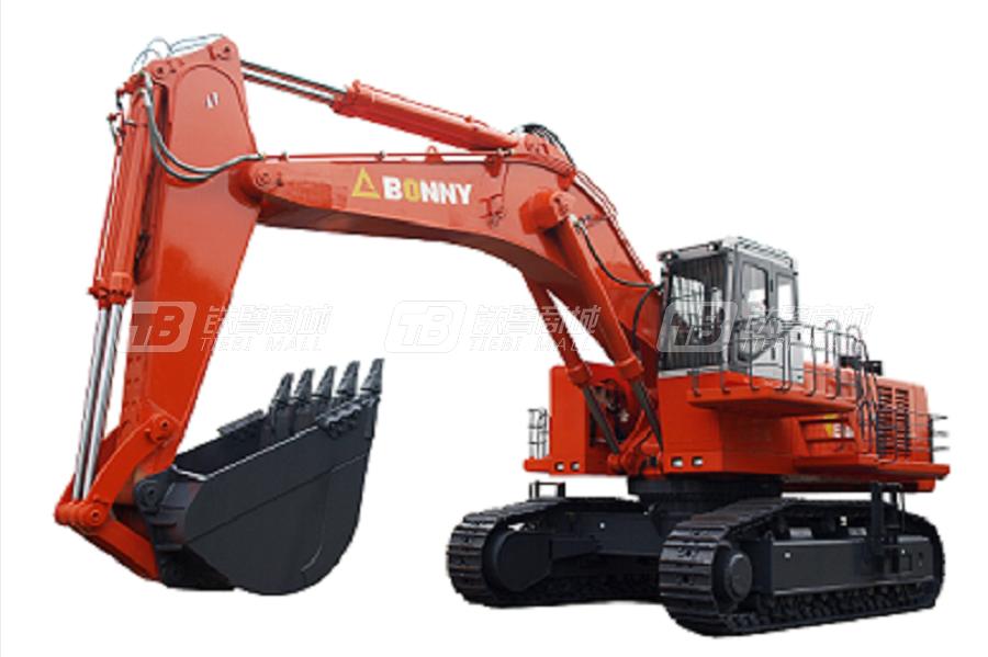 邦立重机CE1250-8柴油液压挖掘机