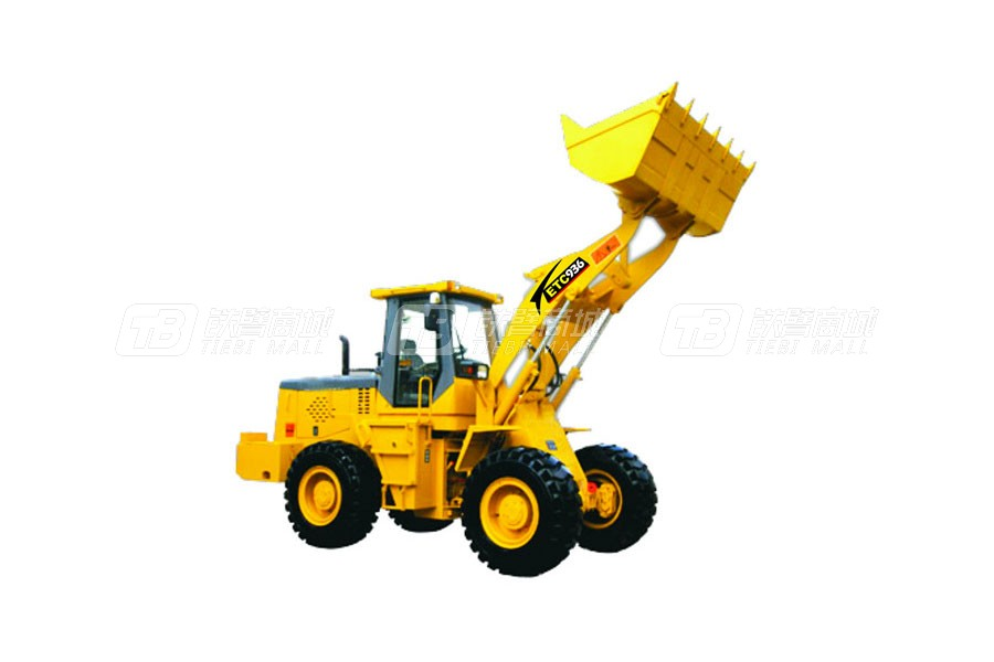 厦永936轮式挖掘机