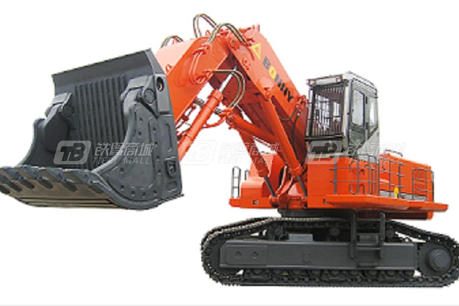 邦立重机CED1260-8液压电动挖掘机
