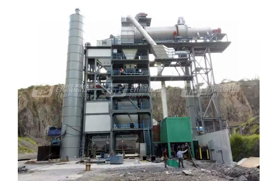 恒云科技HYR热再生厂拌设备