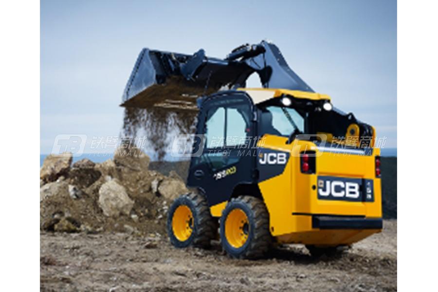 JCB155滑移装载机