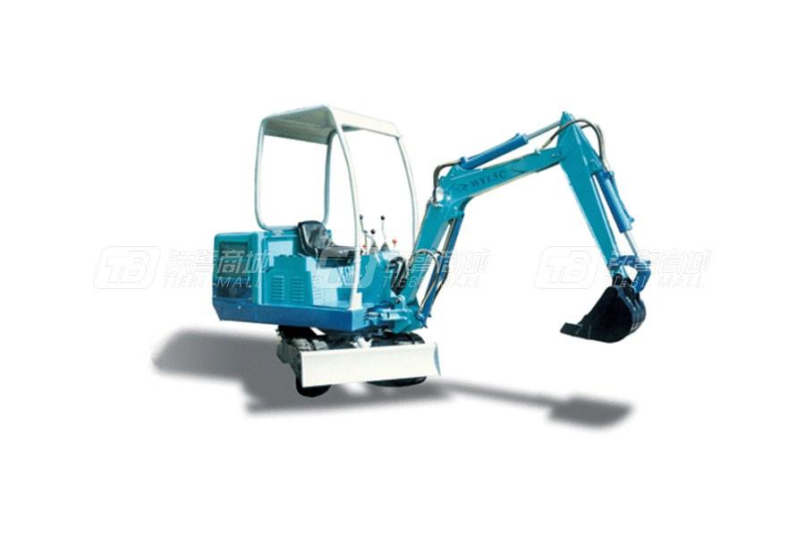 新宇WY1.5挖掘机