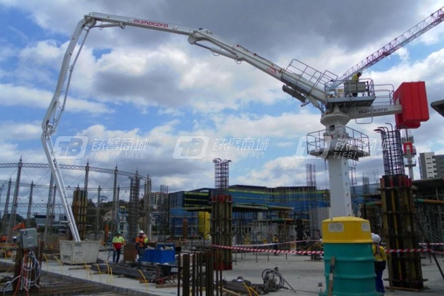 信瑞重工HG32A-3R-II管柱内爬式液压布料机