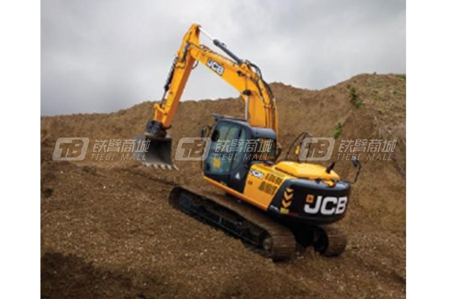 JCBJS210SC挖掘机