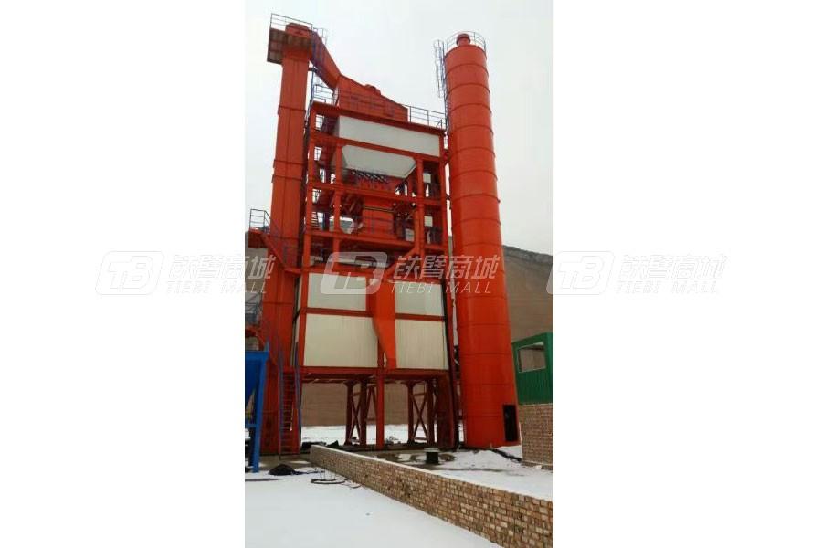 恒云科技LBM-2500XC沥青混合料搅拌成套设备(下置式)