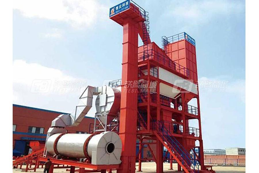 恒云科技LBM-2000C沥青混合料搅拌成套设备