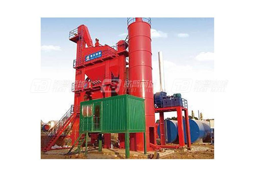 恒云科技LBM-1000C沥青混合料搅拌成套设备