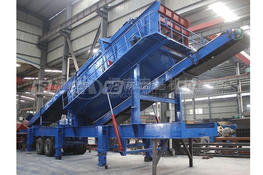 宏基机械KF1315-2移动筛分站