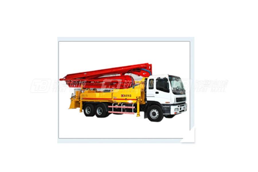 海诺HNJ5362THB混凝土泵车