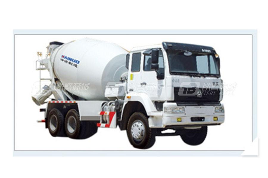 海诺HNJ5253GJBC混凝土搅拌运输车