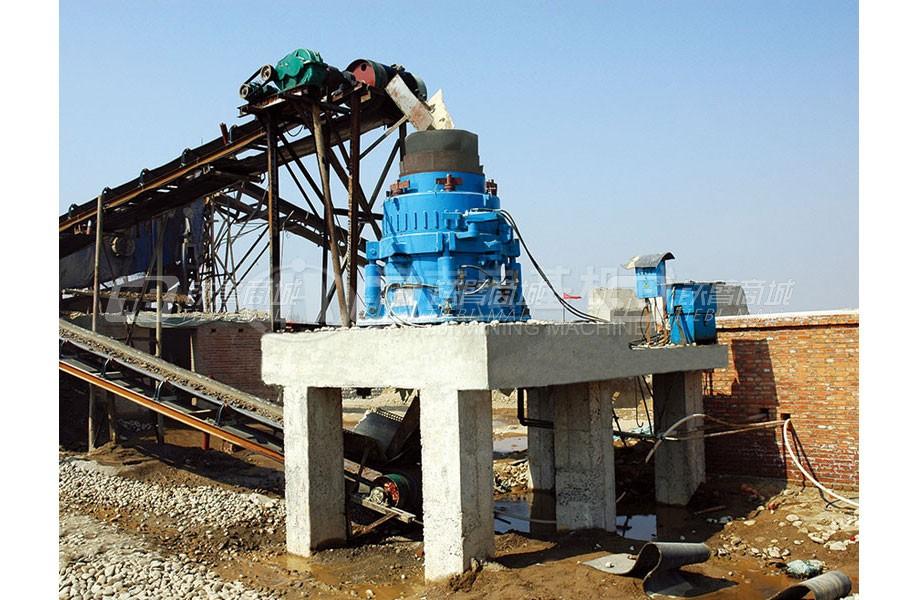 宏基机械HP200(C粗)液压圆锥破碎机