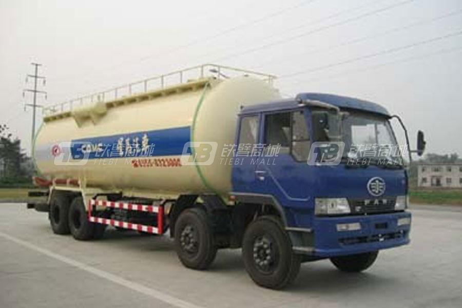 华菱星马AH5314GSN散装水泥运输车