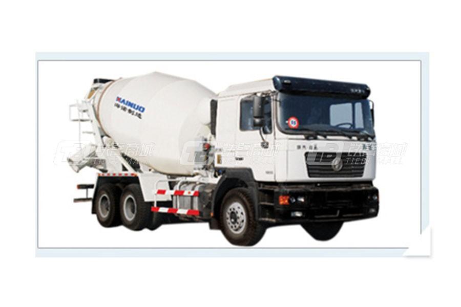 海诺HNJ5255GJBB混凝土搅拌运输车