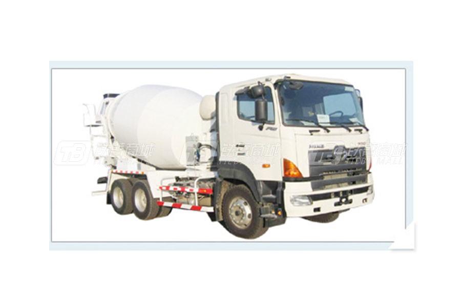 海诺HNJ5259GJBA混凝土搅拌运输车