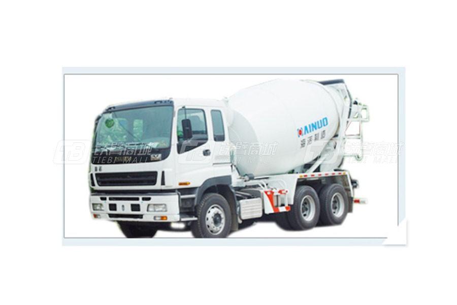 海诺HNJ5257GJBA混凝土搅拌运输车