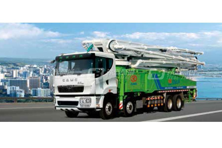 华菱星马AH5430THB0L5-56混凝土泵车
