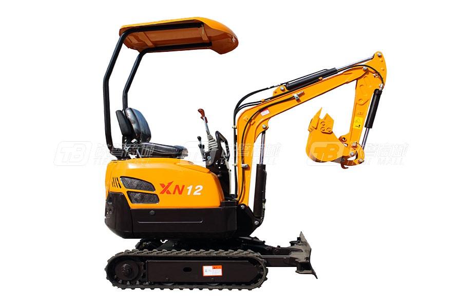 犀牛重工XN12履带挖掘机