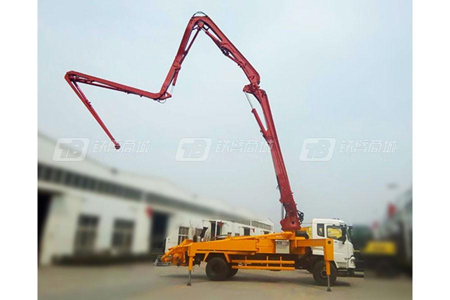 犀牛重工XND5196-32M混凝土泵车