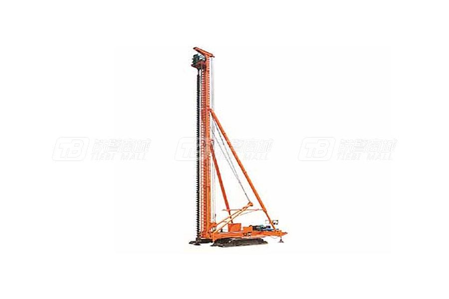 新钻CFG26液压步履式桩机