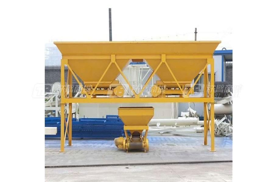 恒源建机PLD1200混凝土配料机