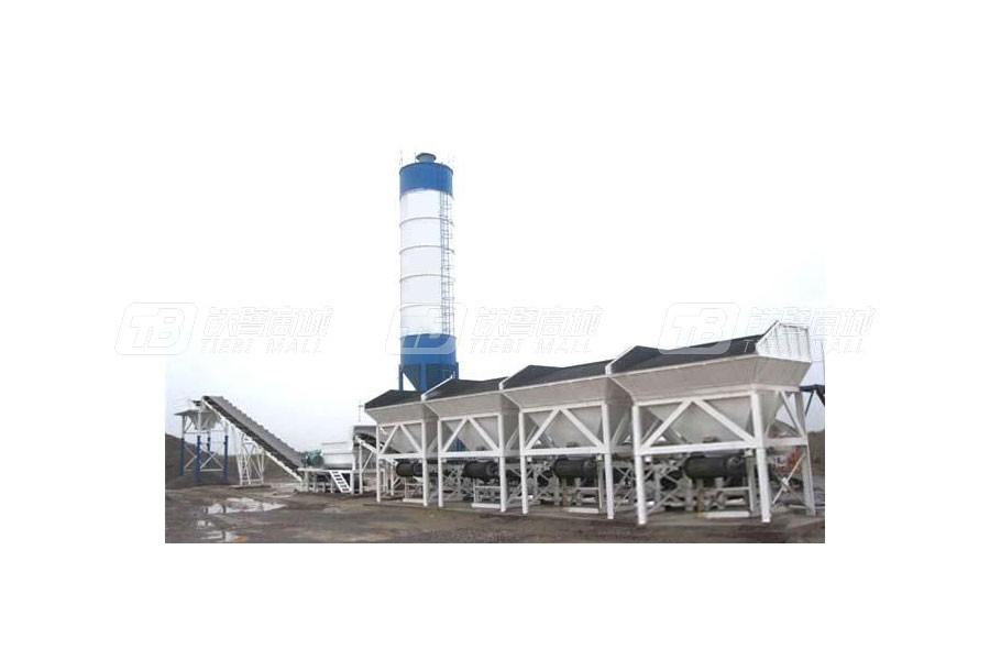祥达DWBS500模块式稳定土厂拌设备