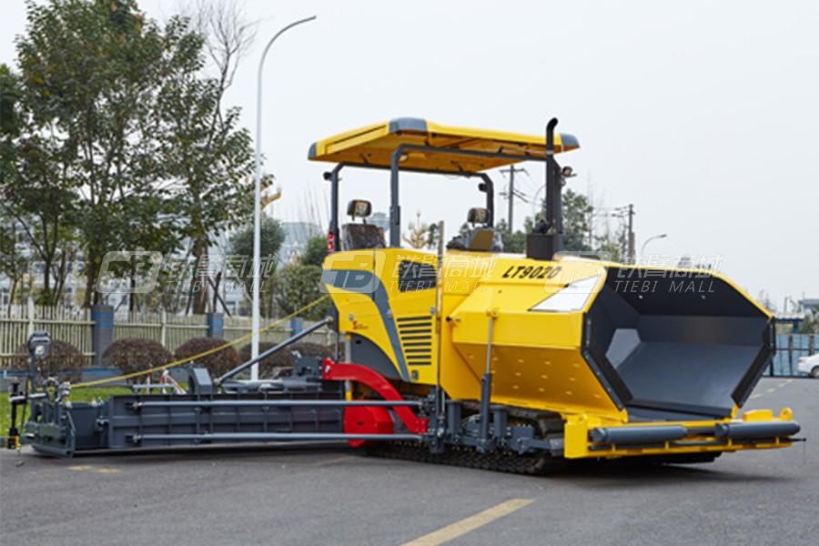 新筑智装LT7520沥青摊铺机