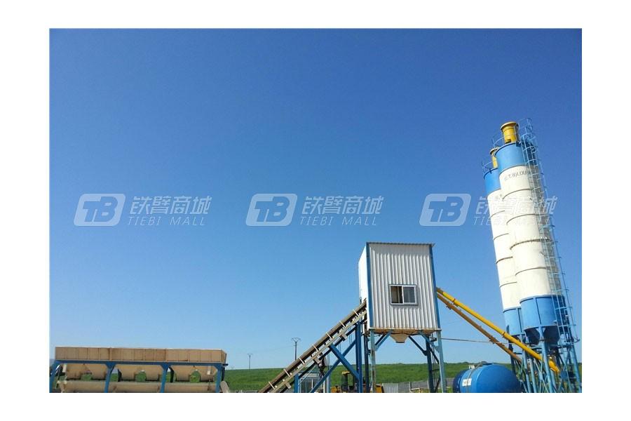 祥达HZS50模块式混凝土搅拌站(公路型)