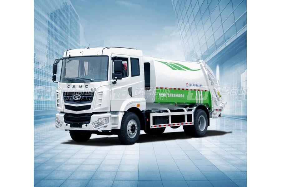 华菱星马AH5160ZYS0L5压缩式垃圾车