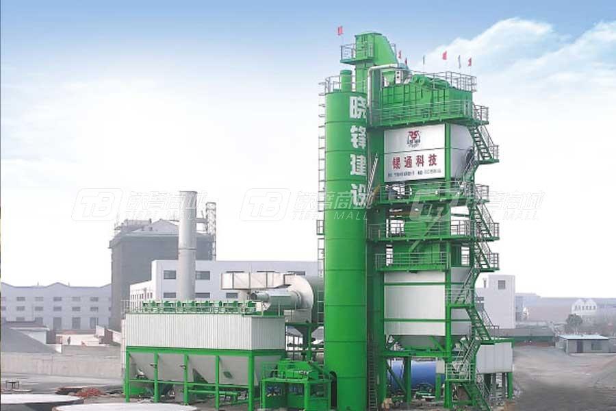 锡通QLB-X 3000型沥青混合料搅拌设备