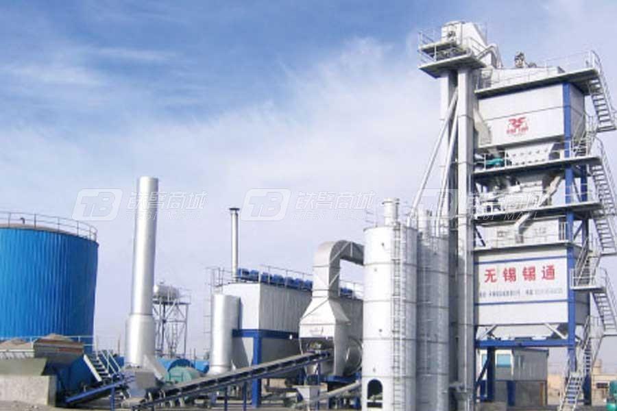 锡通QLB-X 2000型沥青混合料搅拌设备