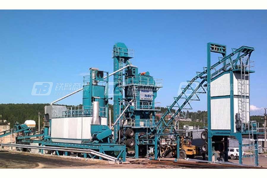 锡通QLB-Y1000型移动式沥青混合料搅拌设备