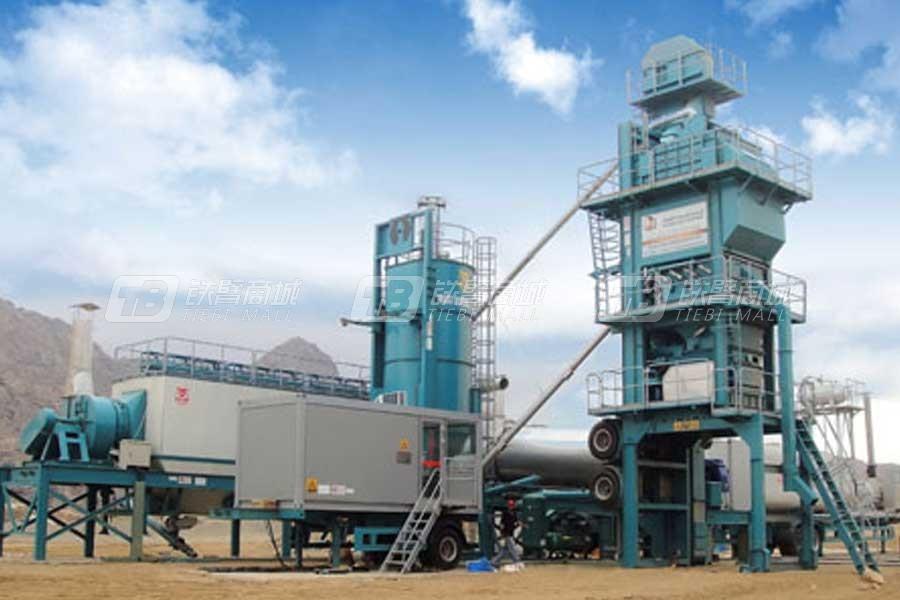 锡通QLB-Y2000型移动式沥青混合料搅拌设备