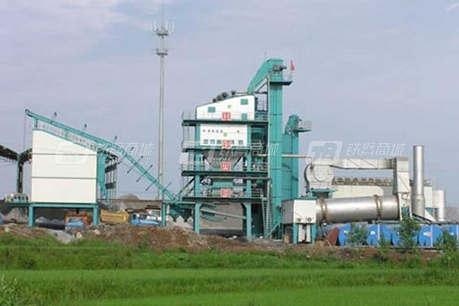 锡通QLB-600型沥青混合料搅拌设备