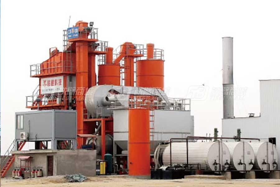 锡通QLB-1500型沥青混合料搅拌设备
