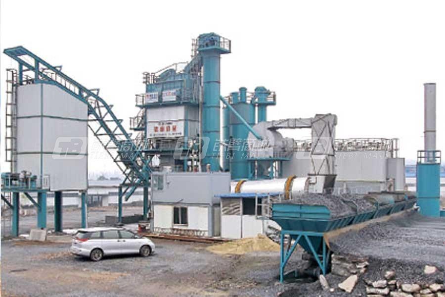 锡通QLB-2500型沥青混合料搅拌设备