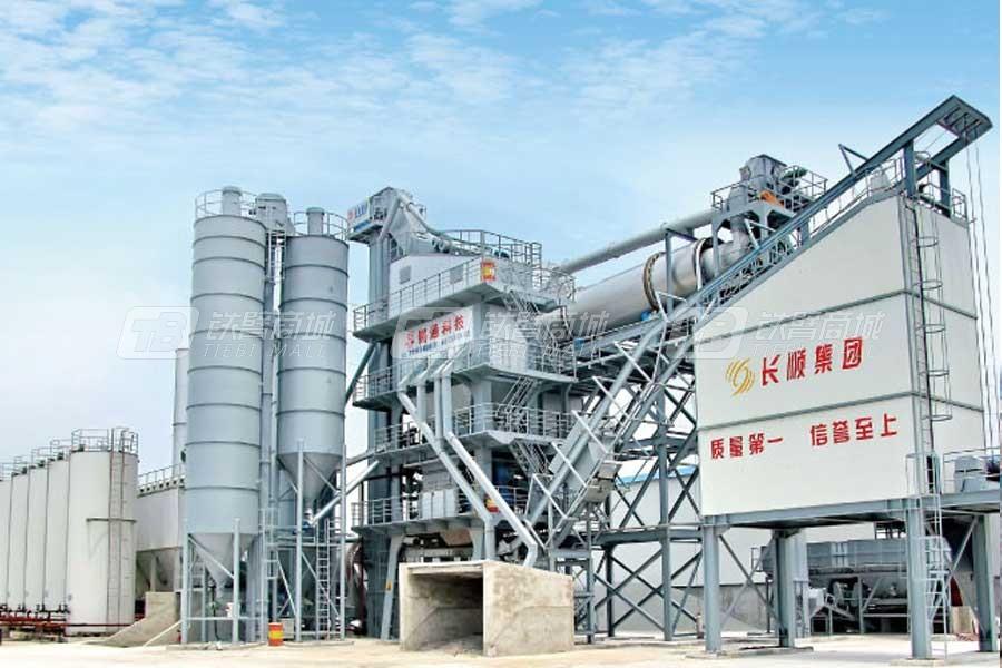 锡通QLB-4000型沥青混合料搅拌设备