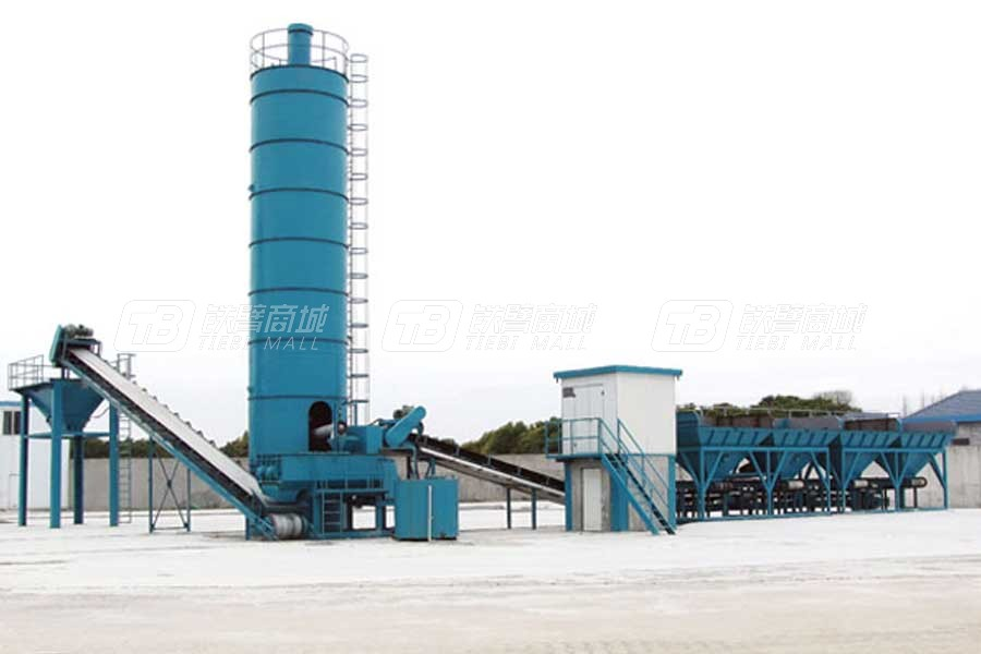 锡通CBW500水泥稳定土搅拌设备