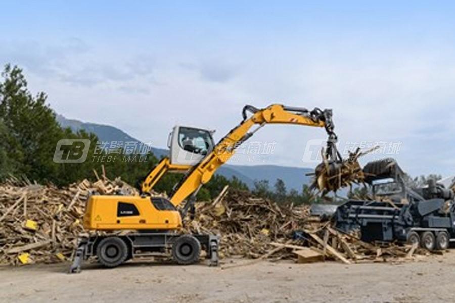 利勃海尔LH 22 M轮式挖掘机